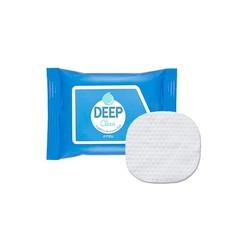 Маска на ватном диске для снятия макияжа A'PIEU Deep Clean Lip&Eye Remover Pad, 2уп.