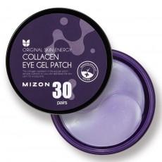 Патчи для глаз Collagen eye gel patch MIZON
