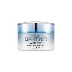 Осветляющий крем для лица MISSHA Time Revolution White Cure Science Blanc Tone Up Cream