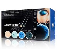 Набор для макияжа глаз Get the Look Kit BELLAPIERRE