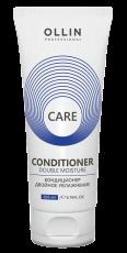 Кондиционер двойное увлажнение Ollin CARE