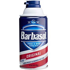 Крем-пена для бритья BARBASOL Original Shaving Cream