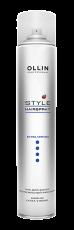 Лак для волос экстрасильной фиксации OLLIN Style