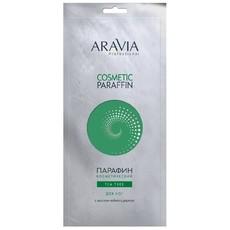 """Парафин косметический """"Чайное дерево"""" с маслом чайного дерева для ног ARAVIA Professional"""