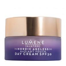 Интенсивный крем для кожи вокруг глаз для визуальной коррекции возрастных изменений кожи Ajaton Nordic Ageless Radiant Youth eye cream, 15 мл Lumene