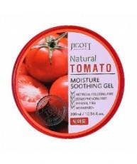 Увлажняющий успокаивающий гель с экстрактом томата Jigott Natural