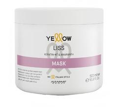 Маска антифриз Yellow Liss