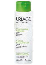 Вода мицеллярная очищающая для нормальной и комбинированной кожи лица и контура глаз EAU MICELLAIRE THERMALE PEAUX MIXTES A GRASSES Uriage