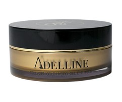 Гидрогелевые патчи для кожи вокруг глаз Adelline Collagen Gold Hydro-gel Eye Patch