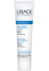 Цика-крем восстанавливающий с комплексом Cu-Zn/Bariederm Cica-Creme Reparatrice au Cu-Zn Uriage