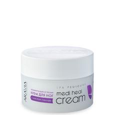 """Регенерирующий крем от трещин с маслом лаванды """"Medi Heal Cream"""" ARAVIA Professional"""