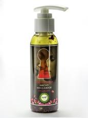 Массажное масло с природными афродизиаками Триумф Красоты