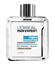 """Лосьон после бритья """"Гидра Сенситив"""" для чувствительной кожи Men Expert L'Oreal"""