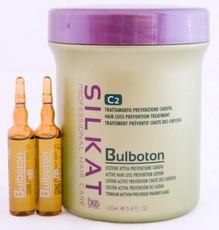 Активный лосьон для предотвращения выпадения волос C2 BULBOTON SILKAT BES Beauty&Science