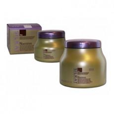 Питательный крем-компресс для обесцвеченных, сухих и ломких волос N3 NUTRITIVO SILKAT BES Beauty&Science