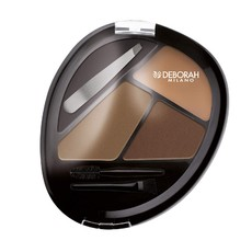 Набор для макияжа бровей DH EYEBROW PERFECT EYEBROW KIT Deborah Milano