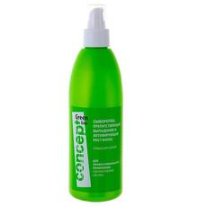 Сыворотка, препятствующая выпадению и активир. рост волос Concept Green line