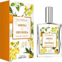 Вода туалетная Нероли и Орхидея NEROLI & ORCHIDEA EAU DE TOILETTE Phytorelax