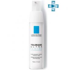 Интенсивный успокаивающий уход для сверхчувствительной и аллергичной кожи TOLERIANE ULTRA FLUIDE LA ROCHE-POSAY