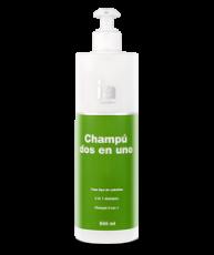 Шампунь 2 в 1 с дозатором CHAMPU DOS EN UNO Interapothek