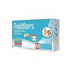 Подгузники для взрослых, 30 шт { мин.заказ 2 } PADDLERS Jumbo pack [2] Medium