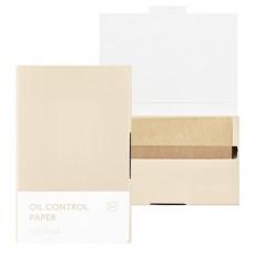 Салфетки для лица MISSHA Oil Control Paper