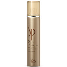 Легкий маслянистый спрей, не утяжеляет волос Серия SP Luxe Oil System Professional