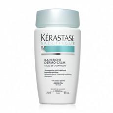 Шампунь-Ванна для чувствительной кожи головы и сухих волос Dermo-Calm Specifique Riche Kerastase