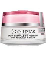 Крем для глубокого увлажнения кожи лица для всех типов кожи IDRO-ATTIVA/ Deep Moisturizing Cream Collistar