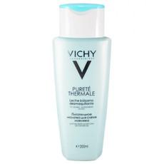 Питательное молочко для снятия макияжа PURETE THERMALE VICHY