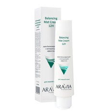 Крем для лица балансирующий с матирующим эффектом ARAVIA Professional