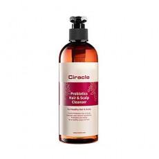 Укрепляющий шампунь для волос Пребиотики, 500 мл Ciracle Probiotics Hair & Scalp Cleanser