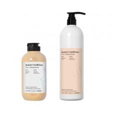 Кондиционер для восстановления поврежденных волос с бета-каротином и витаминами Back Bar Restore Conditioner №07 FarmaVita