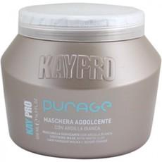 Смягчающая маска с белой глиной PURAGE Detox KayPro