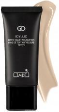 Тональный крем IDYLLIC MATTE VELVET FOUNDATION GA-DE