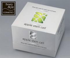 Лифтинговый ночной крем для лица с фитостволовыми клетками яблока BEAUTY STYLE