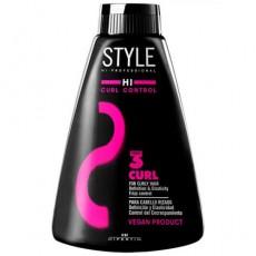Средство для локонов Styling Curl Control (3), 200мл HI STYLE Hipertin
