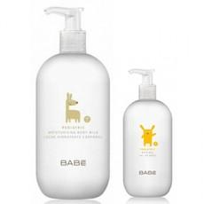 Набор ВАВЕ детский для увлажнения кожи (Молочко детское увлажняющее для тела, 500 мл + Детский гель для купания, 100 мл в подарок )