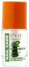 Основа и покрытие 2 в 1 для стойкости маникюра EVA MOSAIC