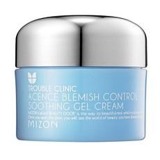 Комплексный гель-крем для проблемной кожи лица MIZON Acence Blemish Control Soothing Gel Cream