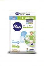 Подгузники-трусики Sleepy Natural Jumbo 5 Juniori (11-18 кг) 24 шт