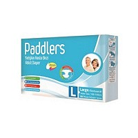 Подгузники для взрослых, 30 шт { мин.заказ 2 } PADDLERS Jumbo pack [3] Large