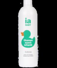 Детский мягкий шампунь BABY CHAMPU SUAVE INFANTIL Interapothek