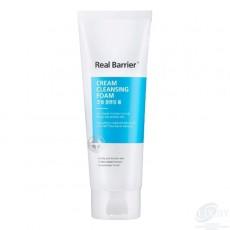 Кремовая пенка для лица, очищающая Real Barrier Cream Cleansing Foam