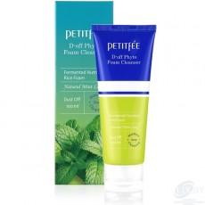 Очищающая фито-пенка для умывания Petitfee D-Off Phyto Foam Cleanser