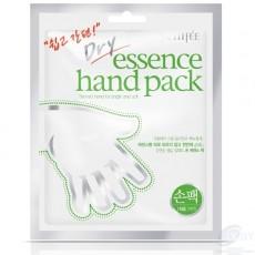 Смягчающая и питательная маска-перчатки для рук Petitfee Dry Essence Hand Pack