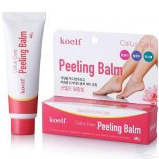 Бальзам-пилинг против огрубевших участков кожи Koelf Peeling Balm