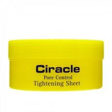 Локальная маска для сужения пор, 40 шт Ciracle Pore Control Tightening Sheet