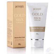 """Крем для шеи """"Золото"""" Petitfee Gold Neck Cream"""