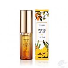 Масло для губ ухаживающее, Супер питание Petitfee Super Seed Lip Oil